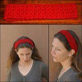 Simple Crochet Headband for Beginners