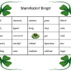 St. Patrick's Day themed bingo games