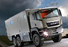 XRS 7200 Global Expedition Motorhome (offroad RV) (pinned by haw-creek.com)