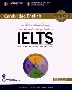 Cambridge english for the media esp pinterest cambridge the official cambridge guide to ielts for academic general training students book with answers broch fandeluxe Images