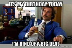 Happy Birthday To Me! ~Djfrankdonson