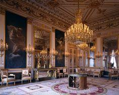 Hôtel de Beauharnais (1710) 78, rue de Lille Paris 75007. Architecte : Germain Boffrand.