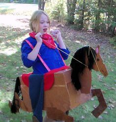 DIY cowgirl costume | Thefrugalcrafter's Weblog