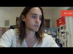 Jared Leto Violet VyRt 8/23/13