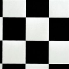 Gerflor Essential 3m Wide Damier Black And White Sheet Vinyl Floor Roll $46.65 p/m