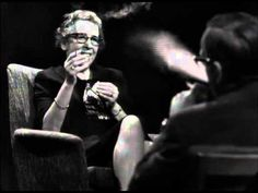 Hannah Arendt Discusses Philosophy, Politics & Eichmann in a 1964 TV Interview (German with subtitles).