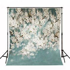 1.5*2M(5*6.5) Photographic Background White Flowers Bloom... https://www.amazon.com/dp/B01EWU4FG8/ref=cm_sw_r_pi_dp_o0WGxbBWZNDF3