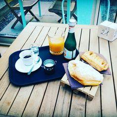 E per noi il sabato è colazione insieme...27-08-2016