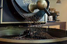 Genüssliche Gedanken & mehr ...: Accademia del Caffe & Koffeinschmiede