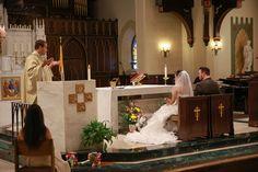 Catholic Ceremony in Poughkeepsie, NY