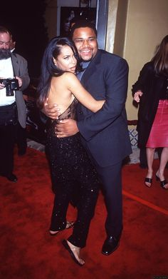 aaliyah and anthony anderson