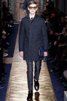 Mens fashion / Valentino Fall 2013 Menswear Collection
