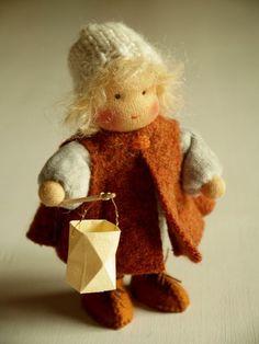 Wool Dolls, Felt Dolls, Fabric Dolls, Needle Felted Animals, Felt Animals, Felt Bunny, Felt Fairy, Felt Mouse, Rabbit Toys
