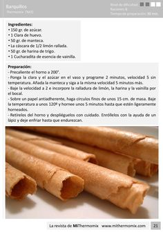 Cocina española by Montserrat Reyes - issuu Bakery Recipes, Cookie Recipes, Dessert Recipes, Best Chocolate Cake, Pan Dulce, Biscuits, Sweet Bread, Cupcake Cookies, Sweet Recipes