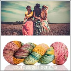 TRAVELERS 'RESILIENT' SUPERWASH MERINO SOCK YARN by expression fiber arts
