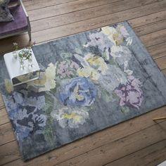 Octavia Indigo Rug by Designers Guild