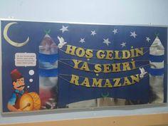 Ramazan-ı Şerif Pano Çalışması