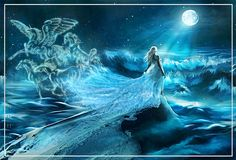 Thanks for stock: Model MariaAmanda Wolf sekhmet-stock Background Mountains wyldraven City Castle LG-Design Wreath Before the Dawn Fantasy Images, Fantasy Art, Fantasy Pictures, Stock Background, World Of Fantasy, High Hopes, Moon Goddess, Wild Hearts, Dark Art