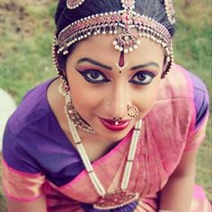bharatanatyam eyes makeup - Google Search
