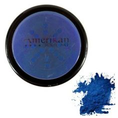 Amerikan Body Art Mica Shimmer Powder - Blue Suede Shoes (1.06 oz/30 gm) by Amerikan Body Art. $11.74. Amerikan Body Art uses only the highest quality ingredients in its products. All products are tested extensively (on people--not animals) before being included in the product line. _x005F_x000D_ _x005F_x000D_ If your child has delicate skin, do a test design on the hand before creating. Do not do a glitter tattoo on the face.. Amerikan Body Art Blue Suede Shoes Mica Shimmer Pow...