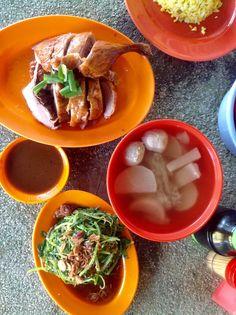 Chen Chen Goose & Duck @ Jalan Seladang, Off Lorong Yap Hin @ Pudu