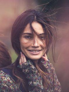 Lily Aldridge Teeth