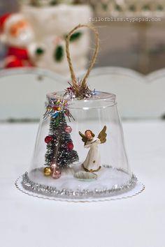 Christmas Craft by fullofbliss, via Flickr