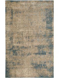 Flachgewebe Teppich Frencie Baroque Beige 160x235 cm