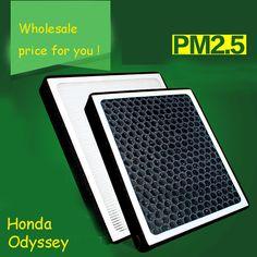 $21.68 (Buy here: https://alitems.com/g/1e8d114494ebda23ff8b16525dc3e8/?i=5&ulp=https%3A%2F%2Fwww.aliexpress.com%2Fitem%2F1pcs-High-Quality-Actived-Carbon-Heap-Car-Air-Filter-For-Honda-Odyssey-2005-2013-Car-Air%2F32697229487.html ) 1pcs High Quality Actived Carbon Heap Car Air Filter For Honda Odyssey(2005-2013) Car Air Conditioner Air Purifier for just $21.68