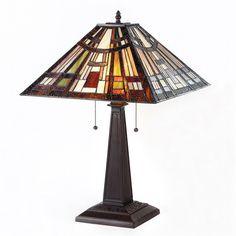 Chloe Lighting CH33292MS16-TL2 Hopkins 2 Light Table Lamp | ATG Stores
