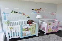 Un ensemble de lits bébé idéalement conçu pour les parents de ...