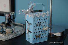 JAK ZROBIĆ WIESZAK NA BIŻUTERIĘ ZE STAREJ TARKI #grater #jewellery #hanger #diy #wieszak #wieszaknabizuterię
