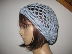 Knitted Hats, Crochet Hats, Knitting, Style, Fashion, Fashion Styles, Arts And Crafts, Light Blue, Knitting And Crocheting