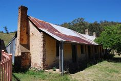 Old cottage - Little Hartley Village NSW school excursion in Yr 7 but had been often before that