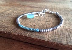 Hey, I found this really awesome Etsy listing at https://www.etsy.com/listing/191038931/blue-diamond-bracelet-boho-glam-bracelet