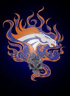 Denver Broncos Logo Welcome to Heaven… Denver Broncos Tattoo, Denver Broncos Football, Go Broncos, Broncos Fans, Pittsburgh Steelers, Football Memes, Sport Football, Football Season, Denver Broncos Wallpaper