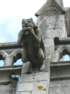 Two heads ? - Notre-Dame-des-Champs - Avranches