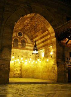 مسجد السلطان برقوق - شارع المعز