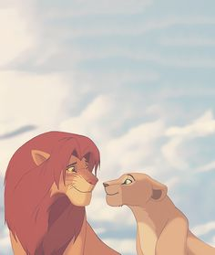 Beautiful :)  Learned today that they're speaking Zulu in the Lion King which is a language common in South Africa.