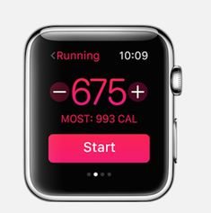 apple watch workout