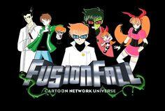 ♡ On Pinterest @ kitkatlovekesha ♡ ♡ Pin: Video Games ~ Fusionfall ~ FF Wallpaper ♡