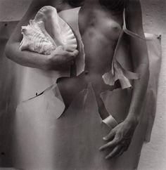 "Francesca Woodman (1958-1981)   ""PROVIDENCE, RHODE ISLAND, 1976"""