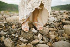 gladiator bridal sandals