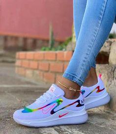 Cute Nike Shoes, Cute Nikes, Cute Sneakers, Nike Air Shoes, Nike Shoes Price, Sneakers Sale, Skate Shoes, Shoes Sneakers, Dance Shoes