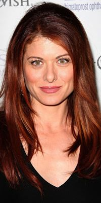 I've always wanted red hair and have found my red hair role model. Come fall, I will have this color.