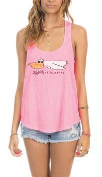 6664980725552 Billabong Pelly Boy Womens Tank Surf Shop