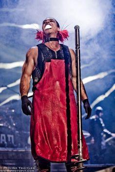 Till Lindemann - Vienna 2009 #TillLindemann #Rammstein #Vienna2009