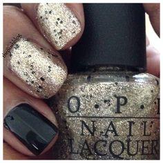 Mariah Carey Winter 2013 Wonderous Star + Nordstrom Nail Polish  (black)