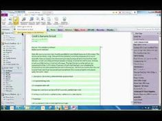 Microsoft OneNote 2013 - Advanced Features Webinar - via EPC Group's YouTube Channel - YouTube