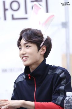 Sunyoul - who are you and why are your bunny teeth + ears so cute?